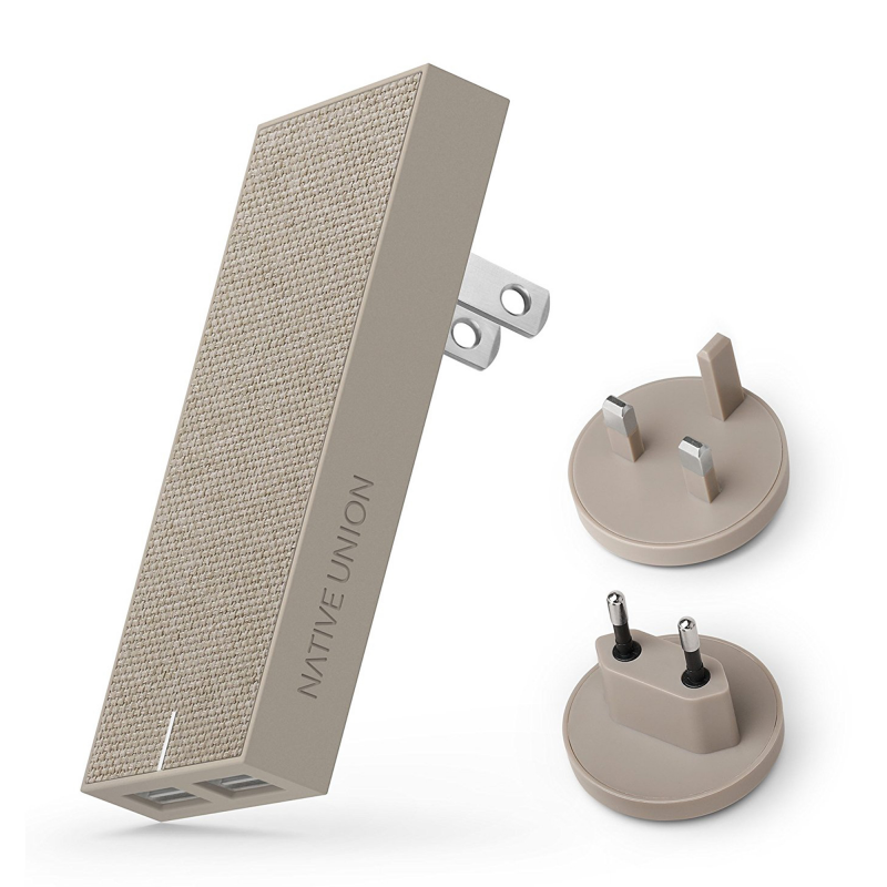Native Union Smart Charger International (Taupe)