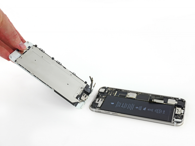 Замена LCD (Дисплей + Стекло) iPhone 6 Plus