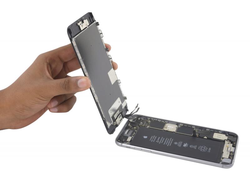Замена LCD (Дисплей + Стекло) iPhone 6s Plus