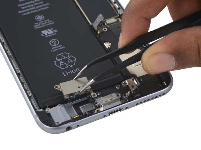 Замена Taptic Engine iPhone 6s Plus