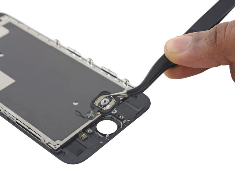 Замена шлейфа кнопки Домой (Home) iPhone 6s