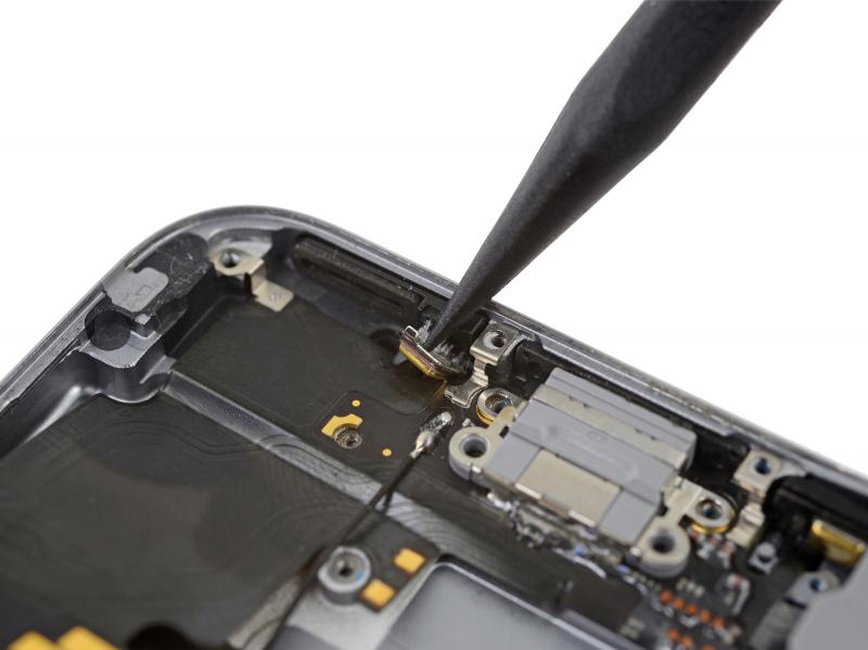 Замена микрофона iPhone 6s