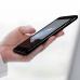 Чехол Spigen (SGP) Thin Fit на iPhone 8 Plus  (Айфон) - Чёрный