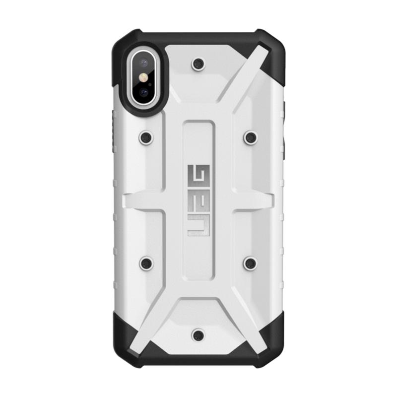 Чехол UAG Pathfinder на iPhone X/Xs - Белый