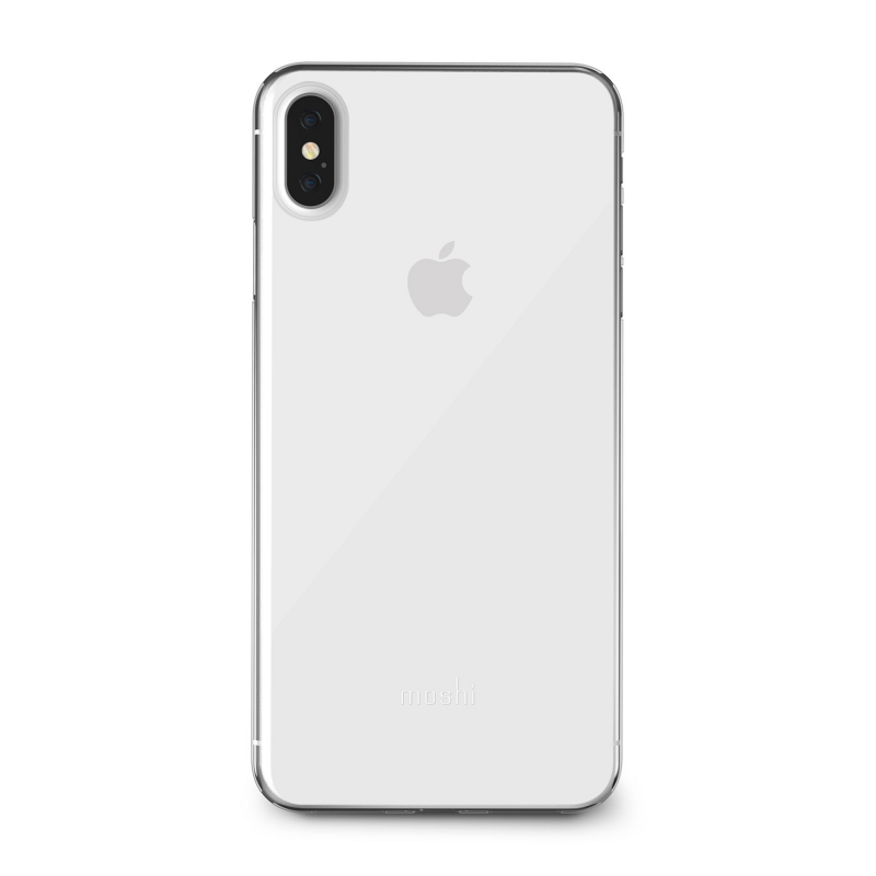 Чехол Moshi SuperSkin на iPhone Xs Max  (Айфон) - Прозрачный