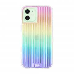 Case-Mate Touch Groove для iPhone 12 | 12 Pro (Iridescent)