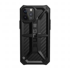 UAG Monarch для iPhone 12   12 Pro (Carbon Fiber)