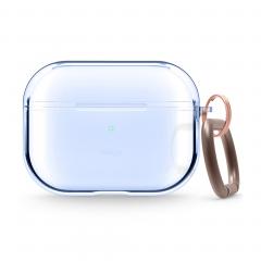 Elago Clear прозрачный чехол для AirPods Pro (Aqua Blue)