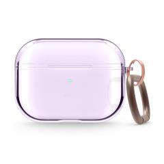 Elago Clear прозрачный чехол для AirPods Pro (Lavender)