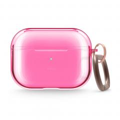 Elago Clear прозрачный чехол для AirPods Pro (Neon Hot Pink)