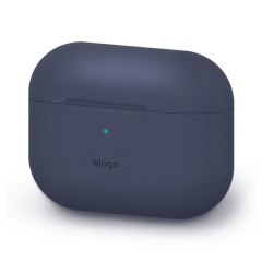 Elago силиконовый чехол для AirPods Pro (Цвет Jean Indigo)