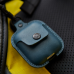 Twelve South AirSnap чехол из натуральной кожи для AirPods (Цвет Бирюзовый)