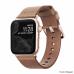 Ремешок NOMAD Modern Strap (Золотистое крепление) для Apple Watch (Бежевый)
