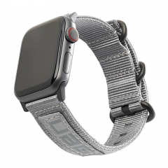 Нейлоновый ремешок UAG Nato для Apple Watch 42mm / 44mm (Grey)