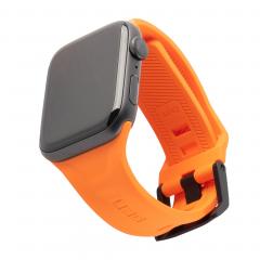 Силиконовый ремешок UAG Scout для Apple Watch 42mm / 44mm (Orange)