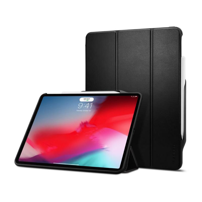 Spigen Smart Fold 2 для iPad Pro 12.9'' (2018) (Черный)