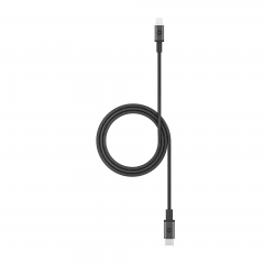 Кабель Mophie USB-C to Lightning 1м. (Цвет Черный)