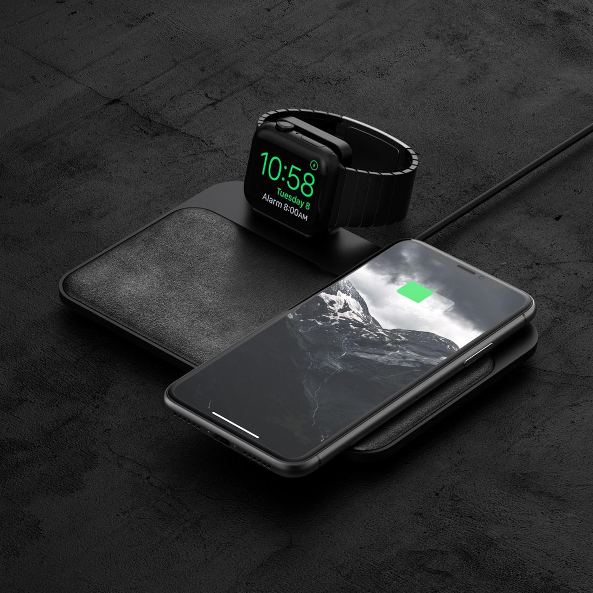 Подставка NOMAD для беспроводной зарядки Base Station Apple Watch Edition
