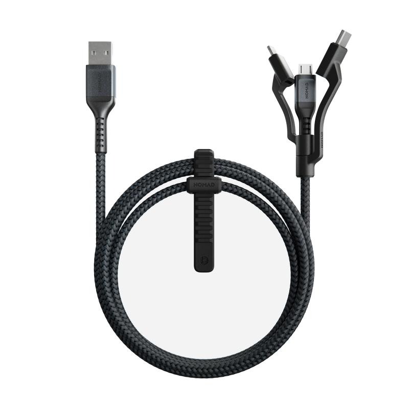 Кабель NOMAD Universal USB-A Kevlar® 1.5m