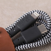 Кабель Кабель Native Union Belt Cable 1.2m USB-C (Zebra)