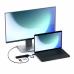 Satechi USB-C Slim Multi-Port with Ethernet Adapter (Цвет Черный)