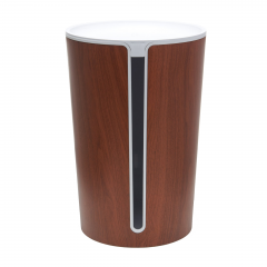 Органайзер Bluelounge Cable Bin (Dark Wood)