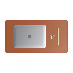 Коврик для стола Satechi Eco-Leather Deskmate (Brown)