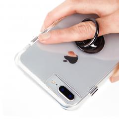 Case-Mate Rings Solid держатель для iPhone (Black)