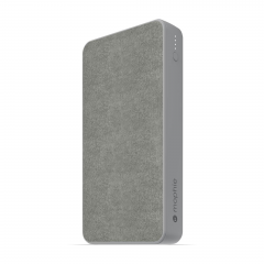 "Mophie Powerstation (Fabric) XL 15.000mAh (Цвет ""Серый Космос"")"