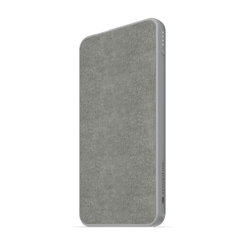 "Mophie Powerstation mini (Fabric) 5.000mAh (Цвет ""Серый космос"")"