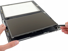 Замена LCD (Дисплея) iPad 2
