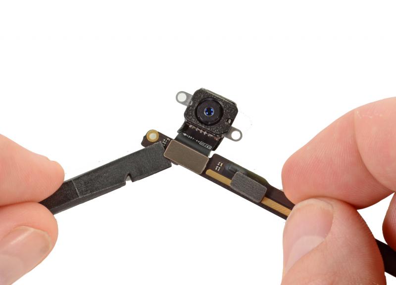 Замена основной камеры iPad 3