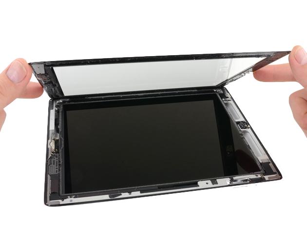 Замена сенсорного стекла (Touch Screen) iPad 2