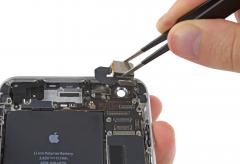 Замена основной камеры iPhone 6 Plus