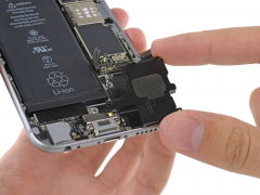 Замена полифонического динамика iPhone 6