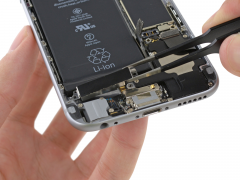 Замена вибро звонка iPhone 6