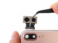 Замена основной камеры iPhone 7 Plus