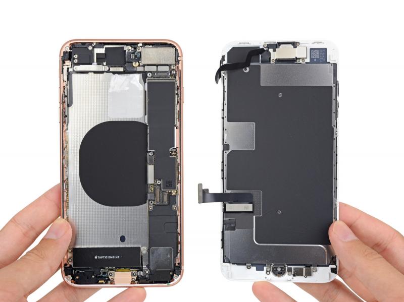 Замена LCD модуля (Дисплей + Стекло) iPhone 8 Plus