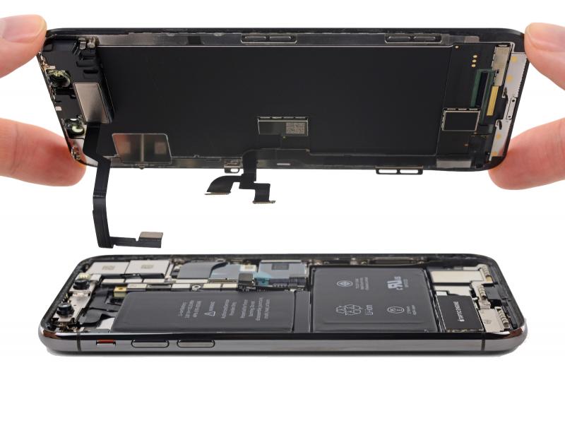 Замена LCD (Дисплей + Стекло) iPhone X