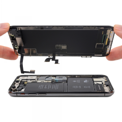 Замена экрана, LCD модуля (Дисплей + Стекло) iPhone X