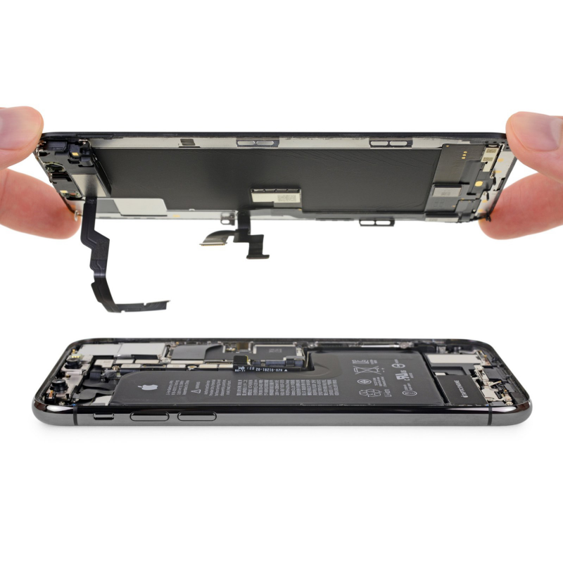 Замена LCD модуля (Дисплей + Стекло) iPhone Xs