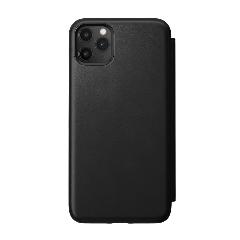 NOMAD Rugged Folio для iPhone 11 Pro Max (Цвет Черный)