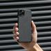 Pitaka MagEZ для iPhone 11 Pro Max (Цвет Black/Grey (Twill))