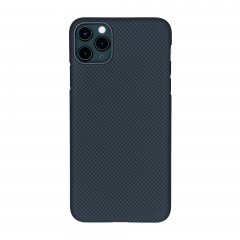 Pitaka MagEZ для iPhone 11 Pro Max (Цвет Black/Grey (Plain))