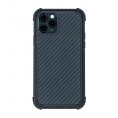 Защитный чехол Pitaka MagEZ Pro для iPhone 11 Pro (Black / Grey)