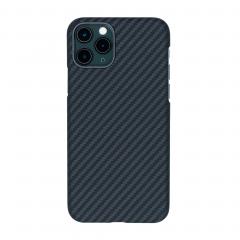 Pitaka MagEZ для iPhone 11 Pro (Цвет Black/Grey (Twill))