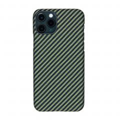Pitaka MagEZ для iPhone 11 Pro (Цвет Black/Yellow (Twill))