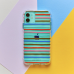Case-Mate Rifle Paper Co. для iPhone 11 (Цвет Happy Stripe)