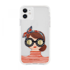 Case-Mate Rifle Paper Co. для iPhone 11 (Цвет Gorgeous Girl)
