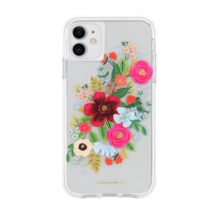 Case-Mate Rifle Paper Co. для iPhone 11 (Цвет Wild Rose)